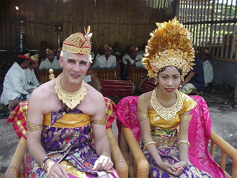 Wedding of Dayu and Peter